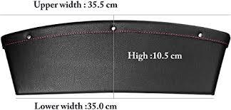 Car seat side slit Pockets, Aodoor <b>Universal Auto Car</b> Seat ...