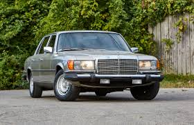 Car is for sale locally so we reserve the right to end the auction early. Hemmings Auctions German Muscle 1979 Mercedes Benz 450sel 6 9