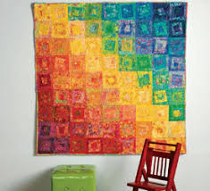 5 Free Quilted Wall Hanging Patterns - The Quilting Company & Thermofax Screen Printing Tutorial: Experiments with Thermofax Printing Adamdwight.com