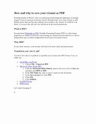 Resume Writing Guide Pdf Therpgmovie