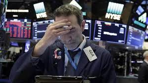 Wall Street se desploma