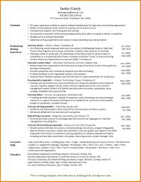 Technical Writer Resume Examples Technical Writer Resume Examples Examples Of Resumes 18