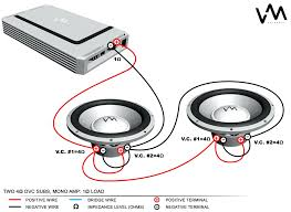 subwoofer wiring diagram dual 1 ohm deltagenerali me and ytech me 4 4 ohm subwoofer wiring diagram at 4 4 Ohm Subwoofer Wiring Diagram