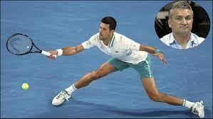 Tennis: Strong words from Djokovic's ...