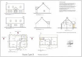 fancy 4 bedroom dormer bungalow plans 23 house charming ideas ireland house amusing 4 bedroom dormer bungalow plans