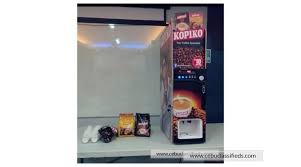 Coffee Vending Machine In Cebu Impressive AUTHENTIC KOPIKO VENDING MACHINE CebuClassifieds