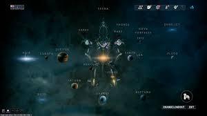 Star Chart 3 0 Star Chart Warframe Wiki Fandom