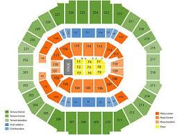 Fedex Forum Seating Chart Foo Fighters Tickets 2 Tix Bon Jovi Fedex Forum Memphis 3 16 17