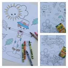I thought of the various ways we've made dot art in the past (with printing, painting, drawing, and even playdough) and all the fun dot art ideas i've seen around the web. The Best Fall Coloring Sheets Preschoolers Will Love