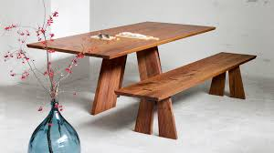 Dining Table Wood Impressive Design Modern Wood Dining Room Table  Interesting Modern Wood Kitchen Table