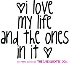 Love My Life Quotes Awesome Loving My Life Great Quotes On QuotesTopics