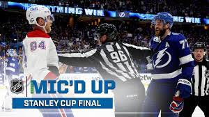 Best of Mic'd Up - 2021 Stanley Cup ...