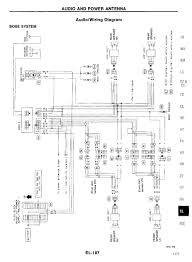 nissan altima stereo wiring diagram  bose wiring diagram bose wiring diagrams on 2014 nissan altima stereo wiring diagram