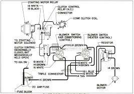 1959 buick wiring diagrams hometown buick 1959 buick air conditioning and standard heater wiring diagram