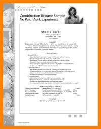 6 How To Write A Work Experience Resume Riobrazil Blog