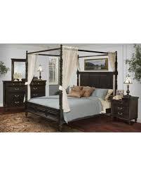 Score Big Savings on 00222QCBDMNN Martinique 5 Piece Canopy Bedroom ...