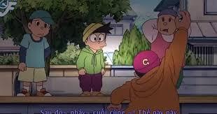 Doraemon NOBITA TAP 90 Giày nhảy tự động VIETSUB - video Dailymotion