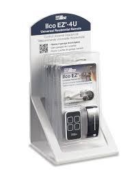 ez garage doorsKaba Ilco Corp  Ilco EZ4U Remote