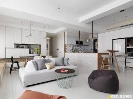Home Designs: Sunken Living Room Design - Scandinavian Interior Design
