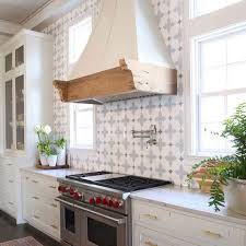 What Color Backsplash With White Cabinets Awesome White Tile Backsplash Kitchen Houzz Cabinets Ideas With And Dark