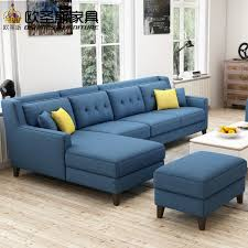 corner living room furniture. New Arrival American Style Simple Latest Design Sectional L Shaped Corner  Living Room Furniture Fabric Sofa R