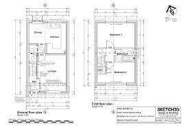 Small Picture Example Building plans Developer 2 Bedroom house