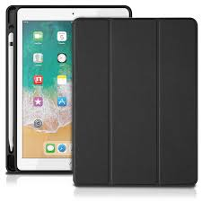 iPad Pro 10.5 Case Smart Shell Folio Cover Stand Auto Wake / Sleep w/ Apple CE Compass: