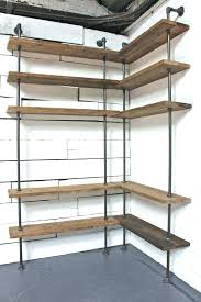 corner wall mounted shelf unit wall shelves corner modest decoration corner shelves