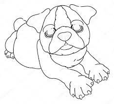 Disegni Bulldog Francese Da Colorare Disegni Da Colorare Cucciolo
