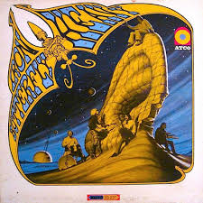 <b>Iron Butterfly</b> - <b>Heavy</b> (1968) review - It's Psychedelic Baby Magazine