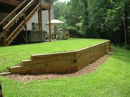 metal retaining wall for home yard