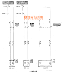 mitsubishi pajero light off road vehicle central control door lock 4m40 automatic transmission problems at Pajero Electrical Wiring Diagram
