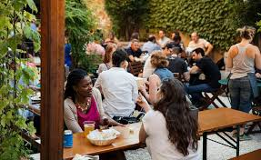 nyc s best beer gardens for all your outdoor drinking needs