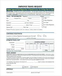 Travel Request Form Best Travel Request Forms Colbroco