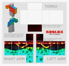 How To Make Shirts Roblox Roblox Shirt Template Png Transparent Roblox Shirt Template