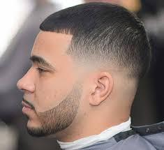 Fashion Low Fade Short Hair With Beard Good Looking Men S Short