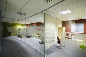 office glass partition design. Glass-office-design-with-manifestation-1024x682 Office Glass Partition Design