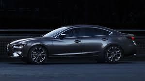 2018 Mazda 6 Side View Black Color In Night Hd Wallpaper