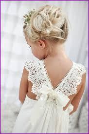 Coiffure Mariage Enfant Pas De Fleur 312215 56 Idées Pour