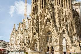 Last Couple Of Days Jamie Lindas Adventure Barcelona Architecture Detail  The Sagrada Familia Cathedral Designed B ...