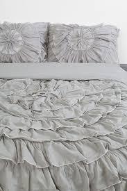 ruffled bedspreads comforters ruffle bed spread ruffle comforter
