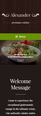 Restaurant Website Templates Delectable Cafe And Restaurant Most Popular Website Inspirations At Your Coffee