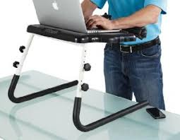 tabletop, standing, desk