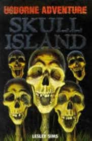 Skull Island By Lesley Sims | Used | 9780746024607 | World of Books