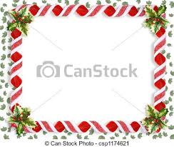 christmas candy border. Contemporary Candy Christmas Candy Ribbon  Csp1174621 Intended Border A