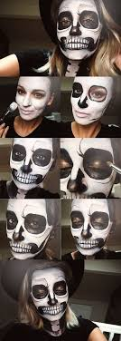 image result for day of dead make up man with beard
