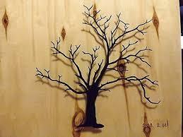 beautiful metal wall art 3d fall maple tree on metal wall art tree blowing wind with metal wall art handmade 3d wind blown tree 34 95 picclick