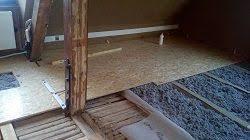 Hier stimmt der harmonische gesamteindruck! Unterkonstruktion Fur Holzdielen Parkett Aufbau Fur Einen Fussboden Aus Holz