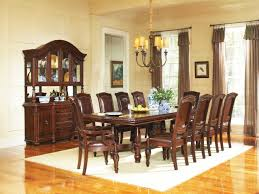Buy Antoinette Dining Room Set In Cherry Mahogany Finish By