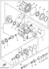 2002 Yamaha Grizzly 660 YFM660FP DRIVE SHAFT Parts - Best OEM DRIVE ...